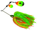 JB Lures BB387 Bass-N-Brut - Spinnerbait, 3/8 oz - BB387