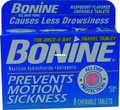 Bonine 029508 Seasick Tablets - 24Ea/1Case - 29508
