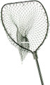 "Promar LN-502 Grande Net 20""x24"" - Hoop 36"" Hndl Black Poly - LN-502"