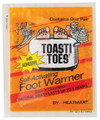 Kobayashi Consumer Producys Llc Dba Heatmax Inc. - Hothands Warmers Heatmax Toasti-toes With Adhesive-2 Per Pack - TT1