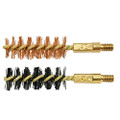 Otis Products Inc. - .44cal - .45cal Bore Brush 2 Pack (1 Nylon/1 Bronze) - FG345NB