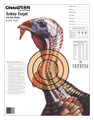 Champion - Turkey Target Lifesize 12/pk - 45780