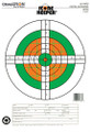 Champion - 25 Yd Pistol Slow Fire Flourescent 12pk - 45760
