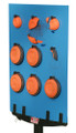 Mtm Molded Products Company - Bird Board Blue (holds 9 Clays) - TBBB