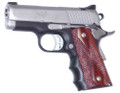 Pearce Gripinc. - Pearce Grip Enhancer Colt Officer's Model - PGOM1