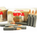 Wolf Performance - Mil Cl .308 Win 145gr Fmj 20/bx - MC308FMJ