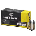Walther Arms - .22lr Rws Rifle Match 40gr 50ct - 2134225