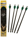 Barnett Outdoors - 18' Arrows W/ Field Point 5 Set - 16107