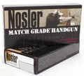 Nosler Inc. - 10mm 180gr Jhp Match Grade Ammunition (20 Ct.) - 51400