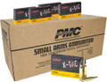 Pmc - Xp193 5.56 Nato Fmj Bt 55gr 1000/rd Case - XP193C