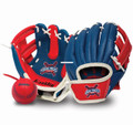 "Franklin 22880 8.5"" Air Tech - NVY/RED Glove & Ball - 22880"