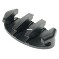 "Propel Paddle SLPG76667 Cleat Zig - Zag Nylon Black 3.5"" - SLPG76667"