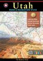 Benchmark 767020000921 Utah Road - and Recreation Atlas 8th Edition - 767000000000