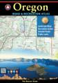 Benchmark 767020001010 Oregon Road - and Recreation Atlas 7th Edition - 767000000000