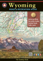 Benchmark 767020001027 Wyoming Road - and Recreation Atlas 4th Edition - 767000000000