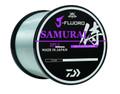 Daiwa JFS7-1000 J-Fluoro Samurai - Fluorocarbon Line, Bulk, 7lb, 1000yd - JFS7-1000