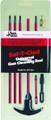 KleenBore SAF301 Saf-T-Clad - Universal Saf-T-Clad Rod, Clam - SAF301