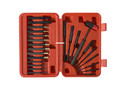 Winchester WINPUNCH24 24pc punch - set with 6 roll pin punches - WINPUNCH24