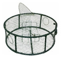 """Promar TR-830A 30"""" Stainless Steel - Crab Pot - Rubber Wrap Rebar - TR-830A"""