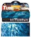 AFN AC6367 Solar Tube,Bait Ball - Blue, Cool Max UPF 40,Breathable - AC6367