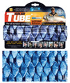 AFN AC8460 Solar Tube,Blue Scales - Cool Max UPF 40,Breathable - AC8460