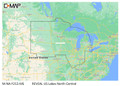 C-Map M-NA-Y212-MS Reveal US Lakes - North Central - M-NA-Y212-MS