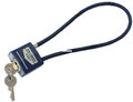 Birchwood Casey BC-04803 Cable Lock - Blue 1Pk - BC-04803