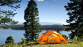 Adventure 0140-1225 Heavy Duty - Emergency Blanket in OD Green - 0140-1225