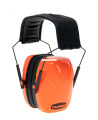 Caldwell 1108764 Youth Passive - Earmuff Hot Coral - 1108764