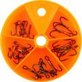 Danielson D1005 Treble Hook Dial - Box Assortment - D1005