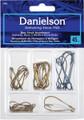 Danielson HAB Hook Assortment Bass - 45Pc - HAB