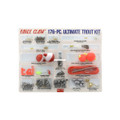 Eagle Claw ECTKWM-2 Ultimate Trout - Kit, Hooks, Snells, Beads, Stops - ECTKWM-2