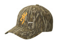 Browning 308379191 Cap Rimfire Mobl - Camo With Hook And Loop Closure - 308379191