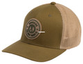 Browning 308028644 Cap Dusted Loden - W/Mesh Back Flex /Fit L/Xlarge - 308028644