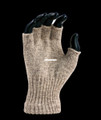 Fox River 9491 LG 06120 BROWN TWEED - Fingerless Glove MW, Glove, Pair - 9491  LG 06120 BROWN TWEED