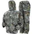 Frogg Toggs AS1310-582X All Sport - Rain Suit, Realtree Edge, Size 2X - AS1310-582X