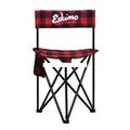 Eskimo 34779 Plaid, XL Folding Ice - Chair - 34779