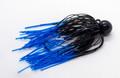 BnR Tackle TWJBB1/2 Twitch Jig - Blue/Black 1/2 oz - TWJBB1/2