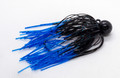 BnR Tackle TWJBB3/4 Twitch Jig - Blue/Black 3/4th oz - TWJBB3/4