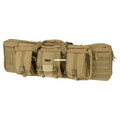 "Rukx Gear ATICT42DBT ATI Tactical - 42"" Double Rifle Bag Tan Rukx Gear - ATICT42DBT"
