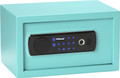 """Bulldog BD5012 Personal Vault 12"""" x - 8"""" x 7"""" Duo LED/Bio,Teal Speckle - BD5012"""