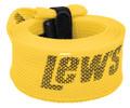 "Lew's SSYC2 Speed Socks Rod Covers - Yellow, Casting, 7'3""-7'11"" - SSYC2"