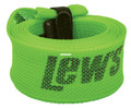 """Lew's SSCC1 Speed Socks Rod Covers - Chartreuse, Casting, 6'6""""-7'6"""" - SSCC1"""