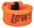 "Lew's SSOC2 Speed Socks Rod Covers - Orange, Casting, 6'6""-7'6"" - SSOC2"