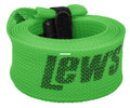 """Lew's SSCS1 Speed Socks Rod Covers - Chartreuse, Spinning, 6'6""""-7'2"""" - SSCS1"""