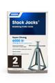 Camco 44562 Stack Jacks - - Stabilizing Trailer Jack Stands - 44562