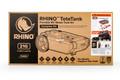 Camco 39002 Rhino RV Sewer Waste - Tote Tank - 21 Gallon - 39002