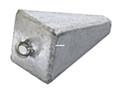 Danielson 345PB1 Pyramid Sinker 1oz - 4pk - 345PB1