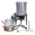 King Kooker 12RTFBF3 Portable - Propane Outdoor Deep Frying/Boiling - 12RTFBF3