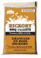 Smokehouse 9760-050-0000 BBQ - Pellets, Hickory 40# Bag - 9760-050-0000